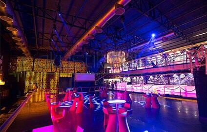 Disco Bar Eğlence Mekanları